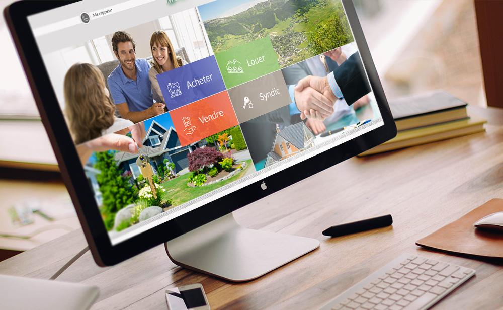 Agence de Vente et Location de Biens Immobiliers - Vercors Immobilier Montagne