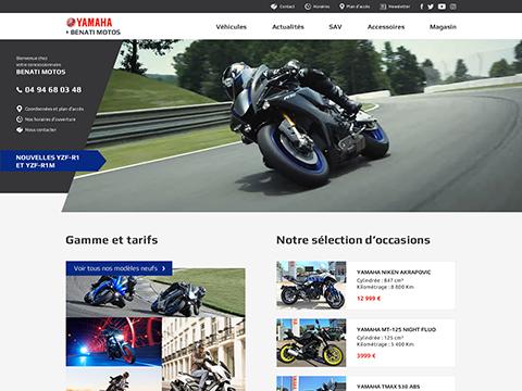 Concessionnaire Yamaha Motor