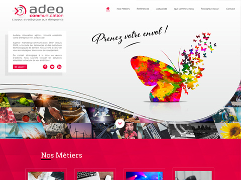 Adeo communication