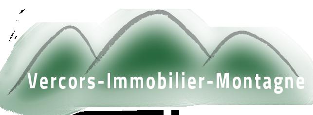 logo de Vercors Immobilier Montagne